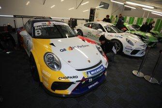 La Porsche di Diego Bertonelli, Q8 Hi Perform