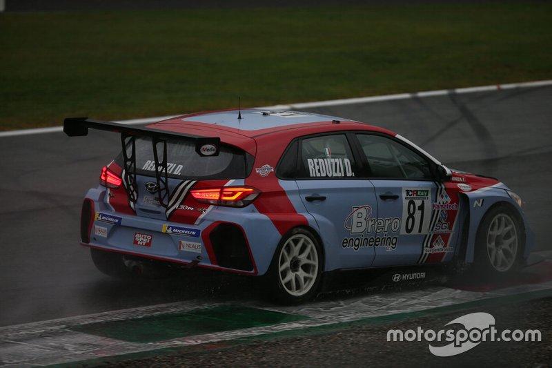 Damiano Reduzzi, Trico WRT, Hyundai i30 N TCR