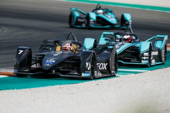 Nico Muller, Dragon Racing, Penske EV-4 Mitch Evans, Jaguar Racing, Jaguar I-Type 4