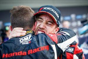 Le vainqueur Esteban Guerrieri, ALL-INKL.COM Münnich Motorsport Honda Civic Type R TCR