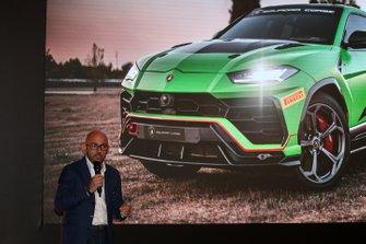 Lamborghini Urus ST-X, presentazione