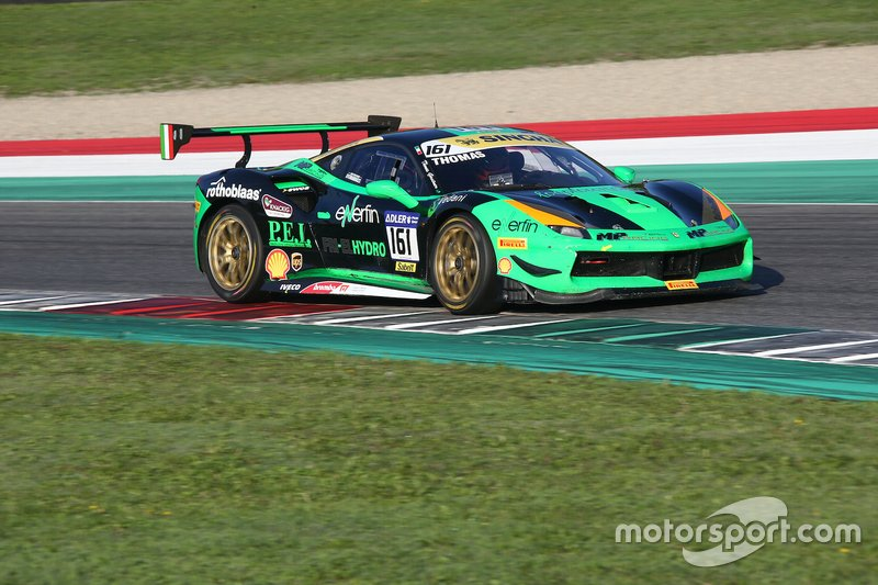 #161 Ferrari 488 Challenge, Ineco - MP Racing: Thomas Gostner
