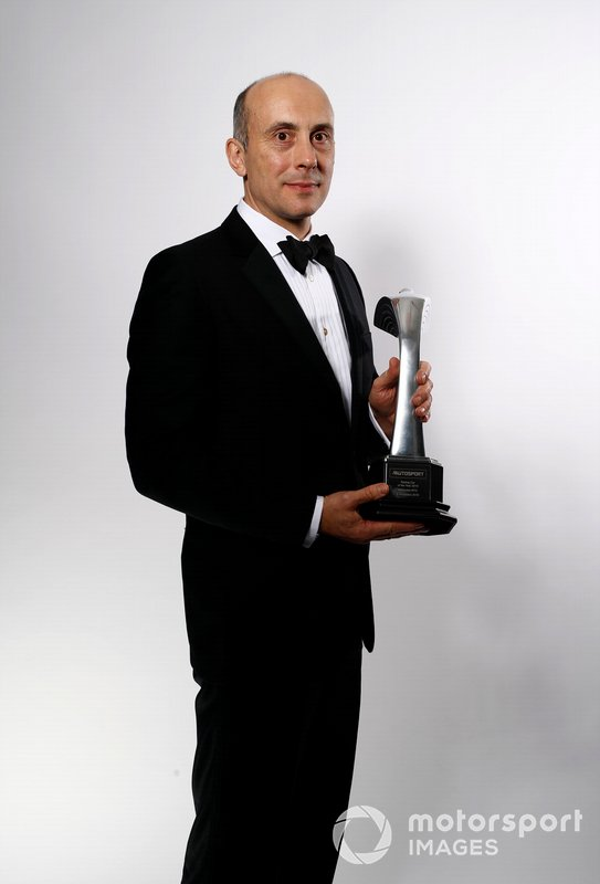 Racing car of the Year award per la Mercedes AMG F1 W10