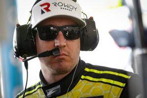 #14 AIM Vasser Sullivan Lexus RC-F GT3, GTD: Kyle Busch