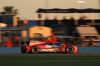 #31 Whelen Engineering Racing Cadillac DPi: Pipo Derani, Felipe Nasr, Filipe Albuquerque, Mike Conway