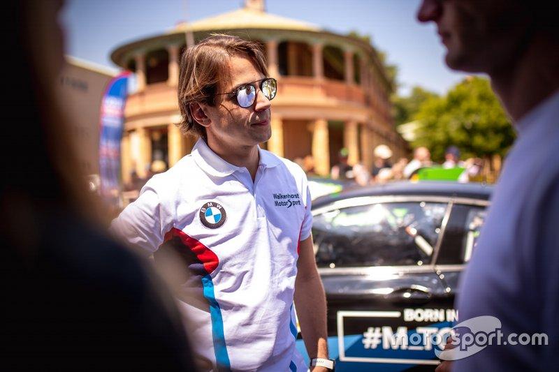 #34 Walkenhorst Motorsport BMW M6 GT3: Augusto Farfus