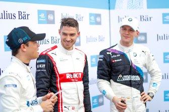 Nyck De Vries, Mercedes Benz EQ, Edoardo Mortara, Venturi, Maximilian Günther, BMW I Andretti Motorsports
