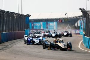 Antonio Felix da Costa, DS Techeetah, DS E-Tense FE20, Maximilian Günther, BMW I Andretti Motorsports, BMW iFE20