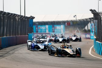 Start der Formel E 2019/20 in Marrakesh: Antonio Felix da Costa, DS Techeetah, führt