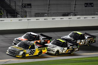 Grant Enfinger, ThorSport Racing, Ford F-150 Champion/ Curb Records