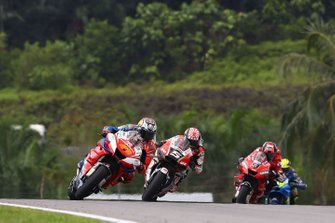 Джек Миллер, Alma Pramac Racing, и Жоан Зарко, LCR Honda Idemitsu