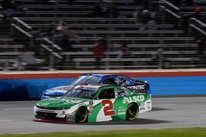 Tyler Reddick, Richard Childress Racing, Chevrolet Camaro Alsco, Garrett Smithley, JD Motorsports, Chevrolet Camaro Contec, Inc.