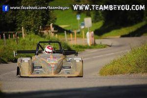 Joël Grand, Osella PA21 JRB, Gruyère Racing Team