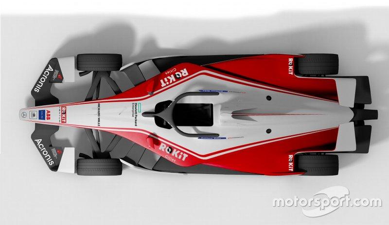 ROKiT Venturi Racing Gen2 EVO