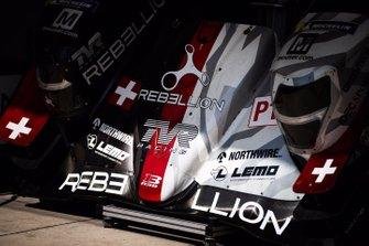 #1 Rebellion Racing Rebellion R13 - Gibson, detail