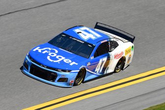 Ricky Stenhouse Jr., JTG Daugherty Racing, Chevrolet Camaro Kroger