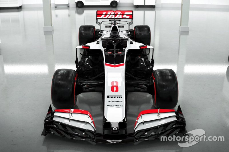 Haas F1 Team VF-20 - Livery only
