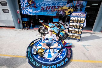Campeón del Mundo Alex Márquez, Marc VDS Racing