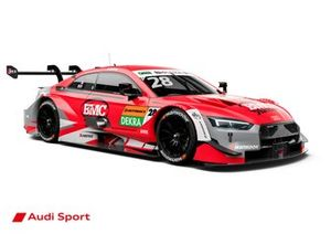 Audi RS 5, Loic Duval
