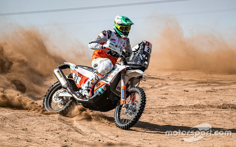 #31 KTM Factory Team: Mario Patrao