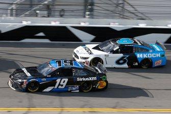 Martin Truex Jr., Joe Gibbs Racing, Toyota Camry SiriusXM Ryan Newman, Roush Fenway Racing, Ford Mustang Koch Industries