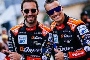 #26 G-Drive Racing Aurus 01 Gibson: Roman Rusinov, Jean-Eric Vergne