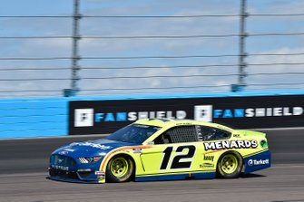 Ryan Blaney, Team Penske, Ford Mustang Menards/Tarkett