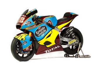 Sam Lowes, Marc VDS Racing's 2020 livery