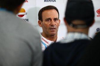 Alberto Puig, team manager Repsol Honda Team