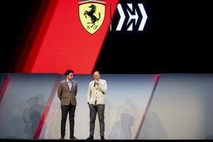 Ferrari stage