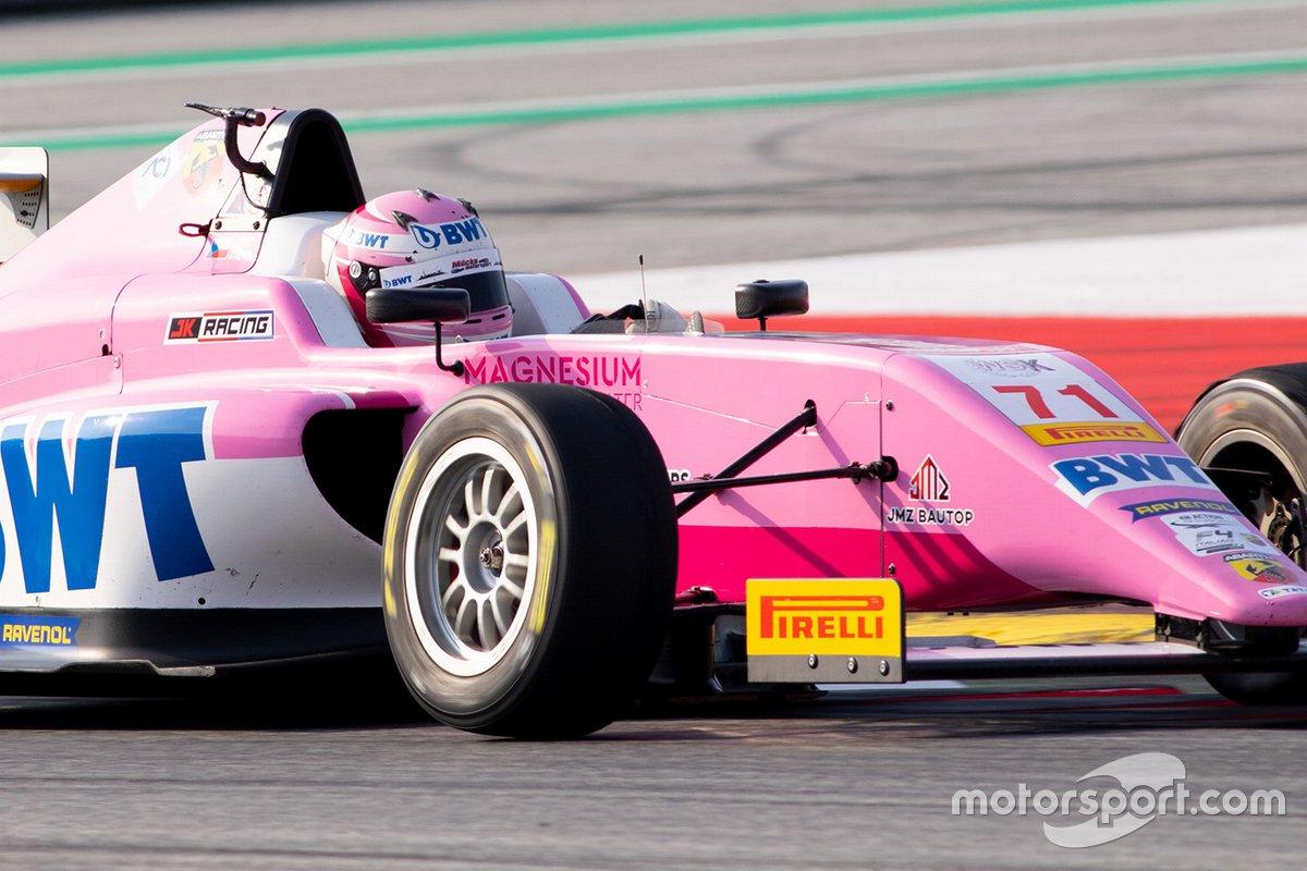Durksen Joshua, Tatuus F.4 T014 Abarth #71, BWT Muecke Motorsport