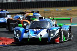 #69 Ligier JS P320 - Nissan, COOL RACING, Maurice Smith, Matt Bell