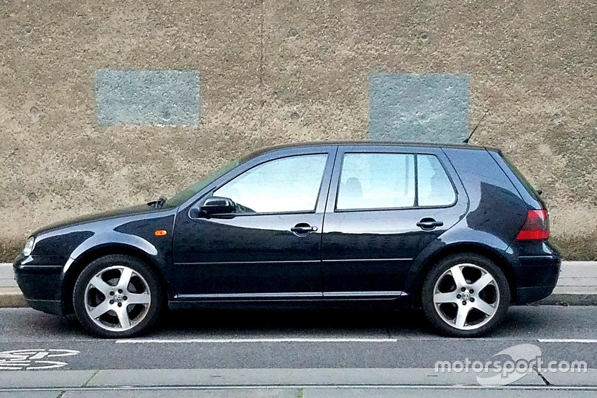 Rene Rast (VW Golf IV)