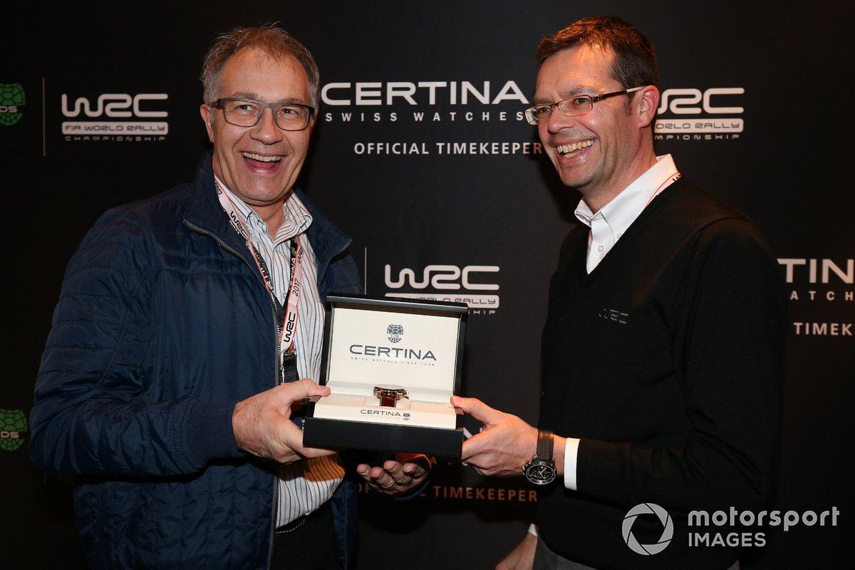 Oliver Ciesla WRC Promoter GmbH & Managing Director