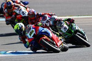 Alvaro Bautista, Team HRC, Alex Lowes, Kawasaki Racing Team, Leon Haslam, Team HRC
