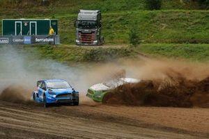 Jani Paasonen, Ferratum Team, Atro Määtta, Ford Fiesta