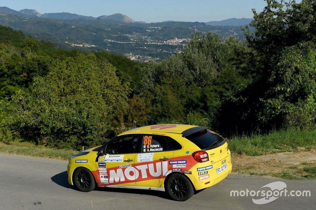 Giorgio Fichera, Alessandro Mazzocchi, Suzuki Motorsport, Emmetre Racing, Suzuki Baleno