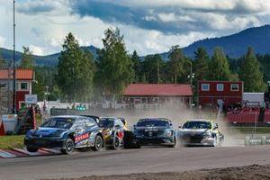 Johan Kristoffersson, Kristoffersson Motorsport, Andreas Bakkerud, Monster Energy GCK RX Cartel