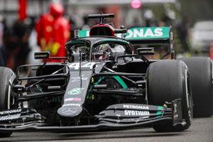 Lewis Hamilton, Mercedes F1 W11