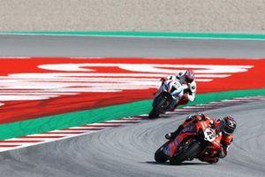 Scott Redding, Aruba.it Racing Ducati, Tom Sykes, BMW Motorrad WorldSBK Team