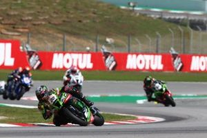 Alex Lowes, Kawasaki Racing Team, Xavi Fores, Kawasaki Puccetti Racing