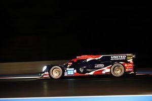 #22 United Autosports Oreca 07 - Gibson: Philip Hanson, Filipe Albuquerque
