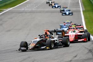 Jack Doohan, HWA Racelab and Frederik Vesti, Prema Racing