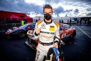 Polesitter: #4 Mercedes-AMG Team HRT Mercedes-AMG GT3: Maro Engel