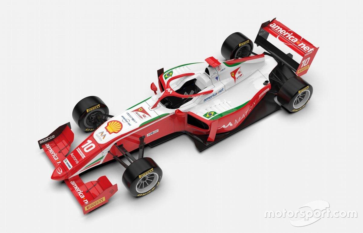 Gianluca Petecof tem novos patrocínios e seguirá na caça ao título da F3 Regional
