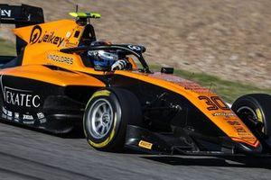 David Vidales, Campos Racing F3 Team