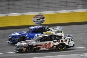#41: Cole Custer, Stewart-Haas Racing, Ford Mustang HaasTooling.com #47: Ricky Stenhouse Jr., JTG Daugherty Racing, Chevrolet Camaro Kroger