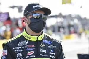 #21: Matt DiBenedetto, Wood Brothers Racing, Ford Mustang Menards/Duracell