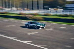 A TWR Jaguar XJS Group A racer