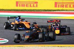 Jack Doohan, HWA Racelab devance Dennis Hauger, Hitech Grand Prix et Alexander Peroni, Campos Racing